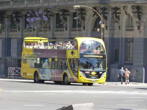 Buenos Aires Bus 1030